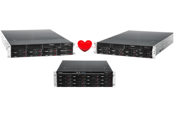 Server Rack e Virtualizzazione in Cloud a Milano