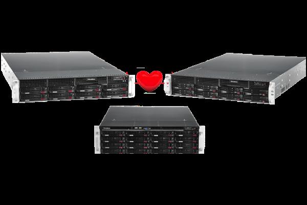 Server Rack e Virtualizzazione in Cloud a Milano